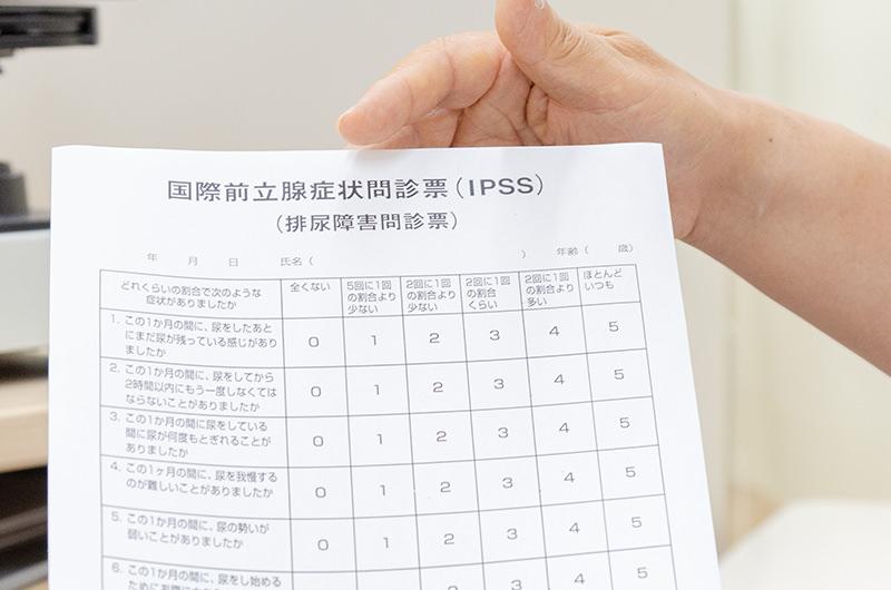日本人に多い前立腺肥大症